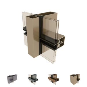 Curtain Wall Mullion
