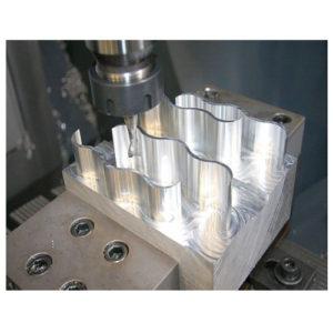 Milling aluminum