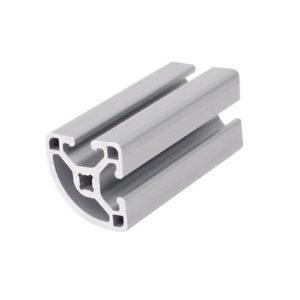 Slotted aluminum extrusion