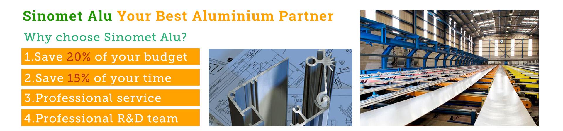 Sinomet Aluminum